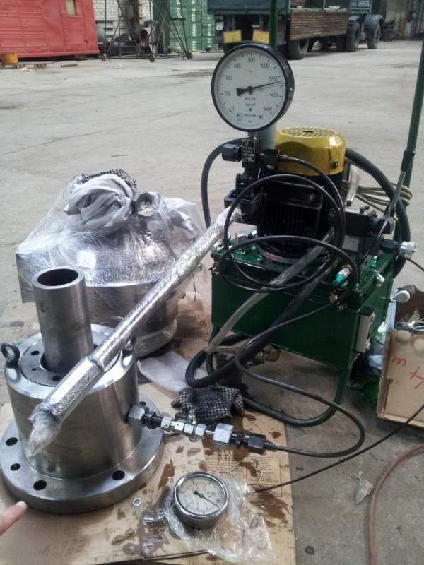 Модернизация и ремонт гидрофицированного оборудования