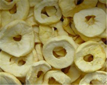 Яблоки сушеные кольцами, яблоко сульфитированное (кольца, без серединок, без косточек)