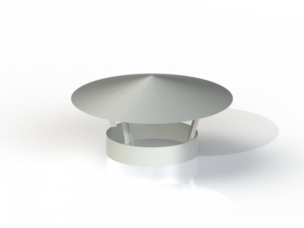 Купить Зонт вентиляционный VNHD 280