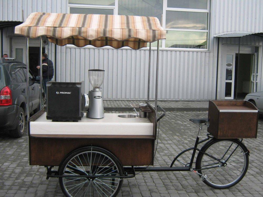 Купити Велокофейня