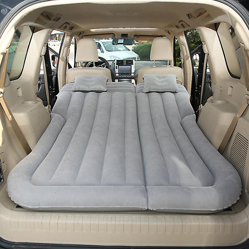 Купить Автомобильный матрас-кровать надувной WOW Надувная кровать на заднее сиденье и багажный отсек Электронасос + 2