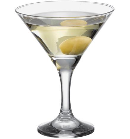 Купить Бокалы для мартини 6*190мл Bistro