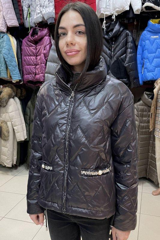 Купить Короткая куртка Vivilona (Max Mara) 086 цвет черный X