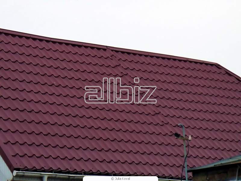 Купить Металлочерепица в Черновицкой области - купить