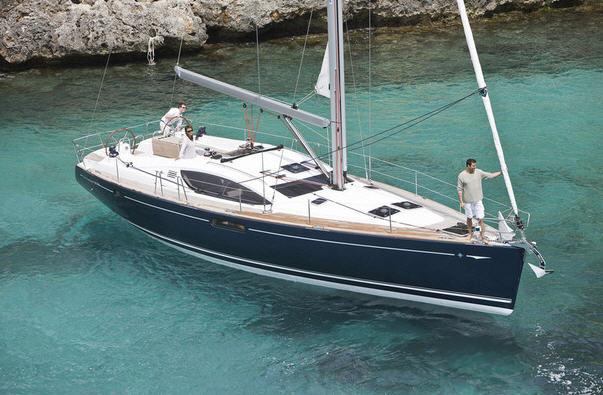 Купить Яхты парусные, яхта Sun Odyssey 50DS