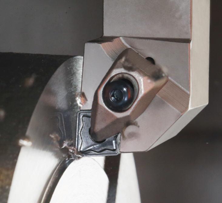 Buy KT STRUZHKOLOM TaeguTec for draft turning of cast iron