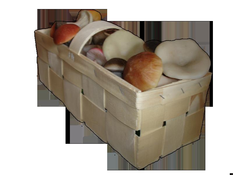 Купить Корзинка для грибов 2кг, Иване-Пусте, Тара для ягод, ЧП