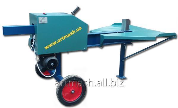 Buy The electro-mechanical equipment for splitting firewood