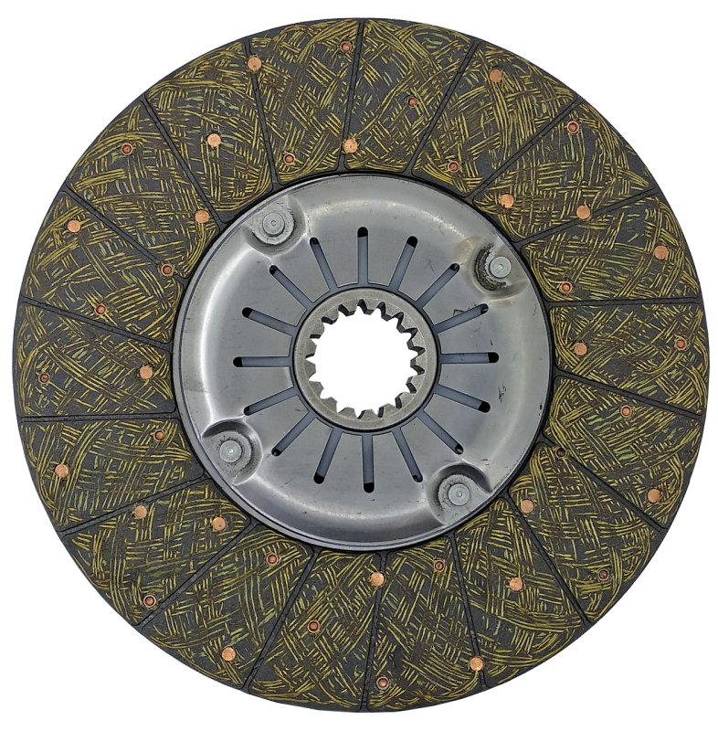 Купить Ведомый диск сцепления Т-150 (СМД-60) (тканая Люкс накладка) Качество ! ! !