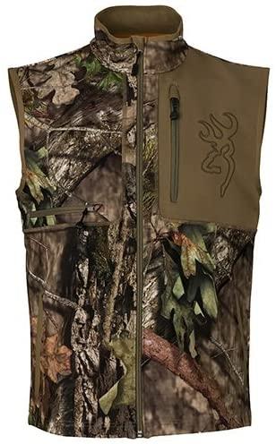 Жилет для охоты легкий Browning Hell's Canyon Mercury Vest