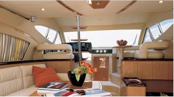 Купить Суда спортивные моторные: катера, яхта Ferretti 500