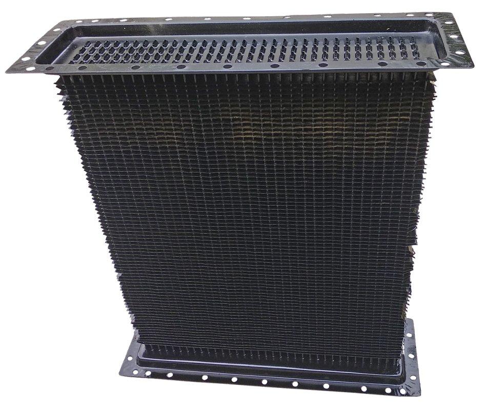 Купить 70-1301020. Сердцевина радиатора МТЗ (4-х рядн.) (132 соты) (медь) + порошковая покраска