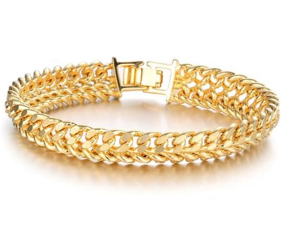 Цены на золотые браслеты в киеве