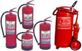 Пожарно-техническое оборудование и средства защиты