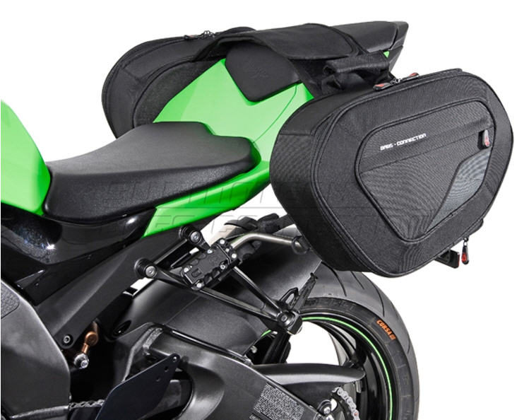 Bag SW-MOTECH back lateral for Kawasaki ZX-6R (09