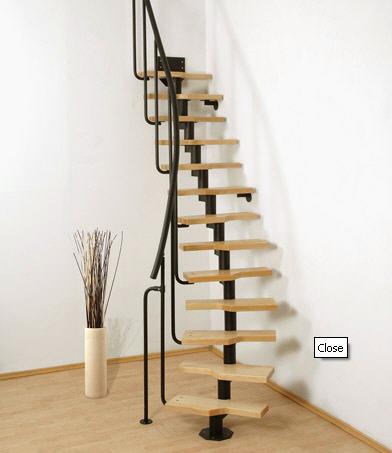 Modular Staircase ATRIUM MINI