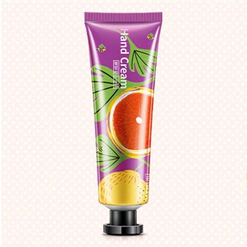 Купить Крем для рук Bioaqua grapefruit (грейпфрут), 30мл