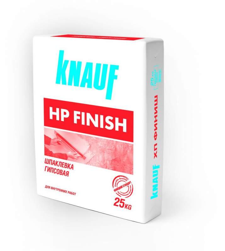 Купить Шпаклевка гипсовая финишная HP FINISH KNAUF