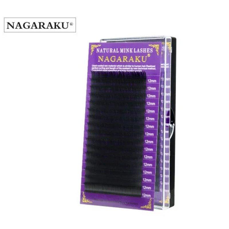 Купить Ресницы Nagaraku (Нагараку) 0.07D длина 9мм