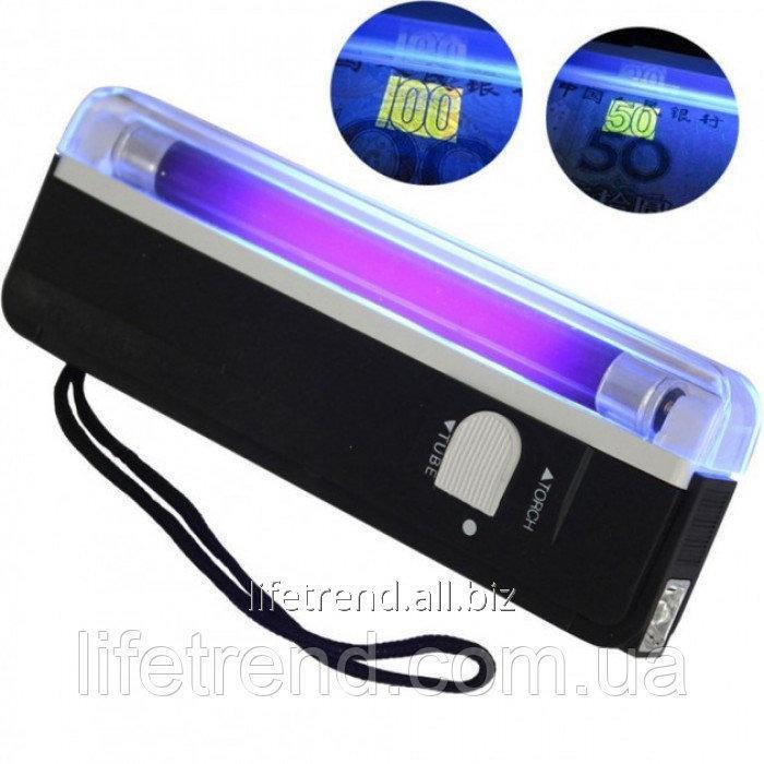 Купить Ультрафиолетовый портативный детектор валют карманный DL-01