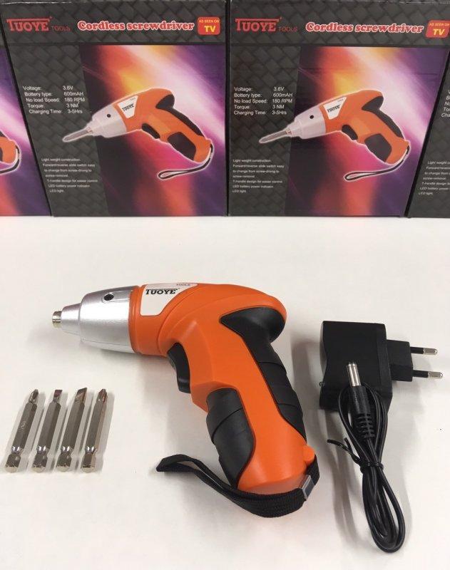 Купить Аккумуляторный Шуруповерт cardless screw ST ART-5161/3394