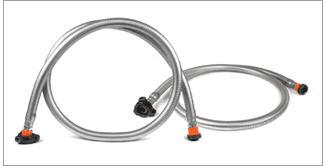 Гидравлический рукав, мультиспиральный Ду 19 (HW-4SP) с дополнительной защитой GRIPLOCK, с фитингами типа HAMMER LUG для пересылки гидравлического масла под давлением 300 атмосфер.