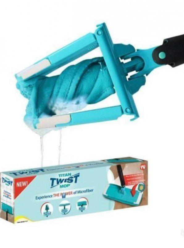 Купить Универсальная швабра Titan Twist Mop ST SHVAB TWIST