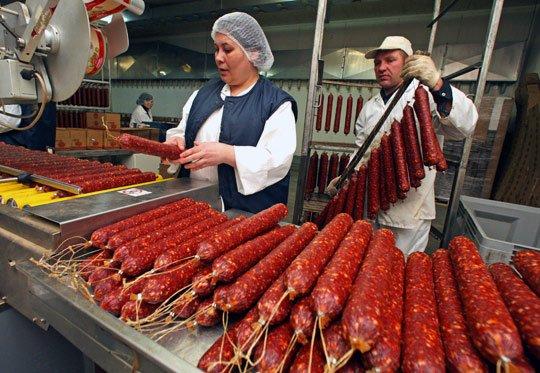 Купить Оборудование для производства колбас и копченостей