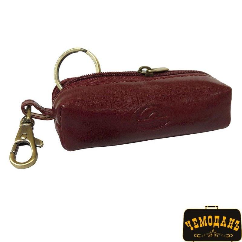 Купить Ключница кожаная Italico 109 rosso красный
