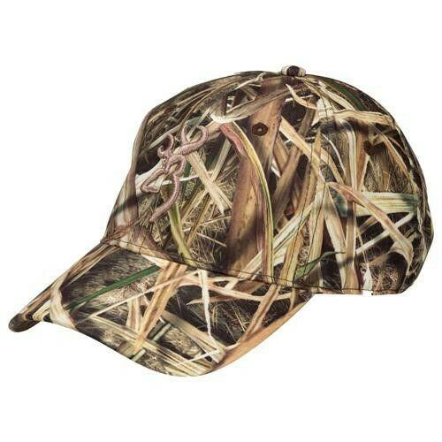 Кепка для охоты и рыбалки Browning Tail-Lite Cap MO Blades