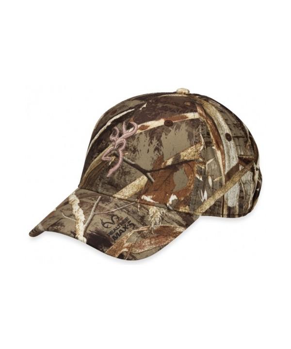 Кепка для охоты и рыбалки Browning Tail-Lite Cap Realtree MAX-5