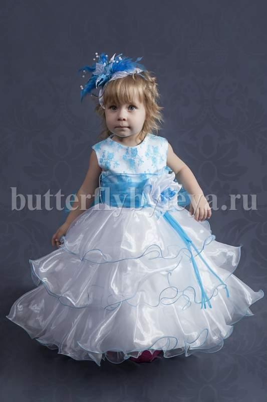 Купить платье нарядное детское оптом
