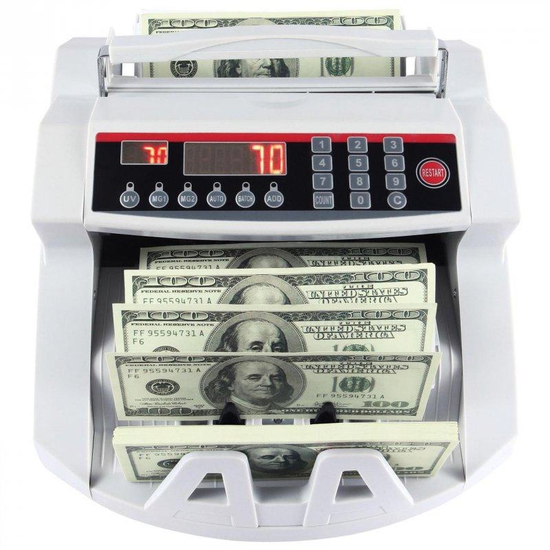 Купить Счетная машинка для денег 2089
