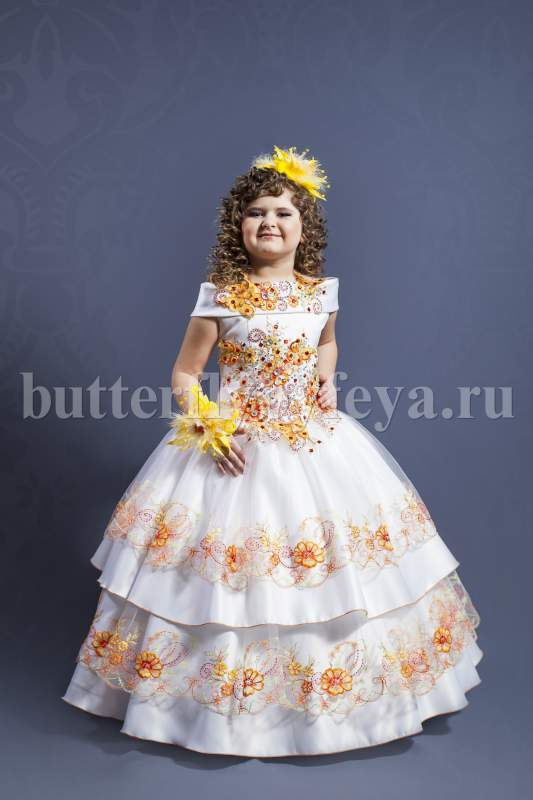 Праздничные платье опт детские