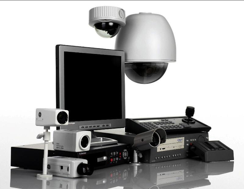 Купить Видеокамеры систем охранного видеонаблюдения