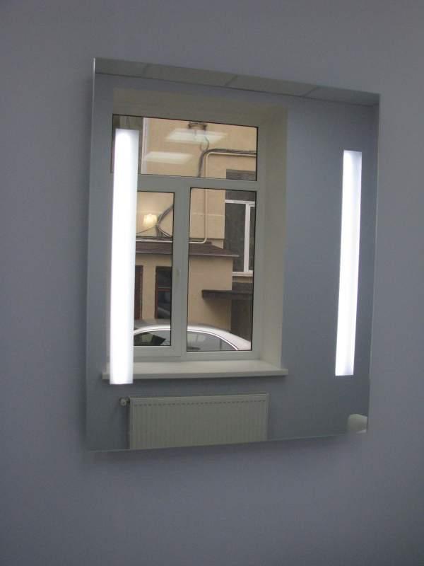 Зеркало с подсветкой для ванной комнаты, спальни и т.д. Работаем по оптовым заказам по всей  Украине, Одесса, область