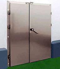 Двери холодильные и морозильные навесные типов ZK-1, ZK-2, ZK-3, ZK-10, ZK-20