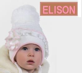 Польські дитячі шапки ELISON купити в Київ b136599b2cd1f