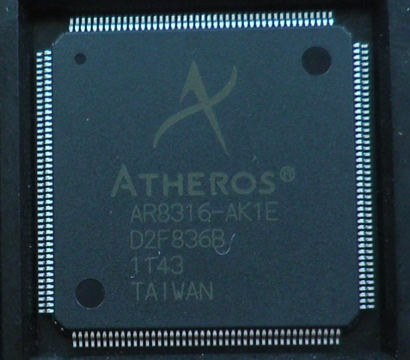 Микросхема Atheros AR8327-AL1A