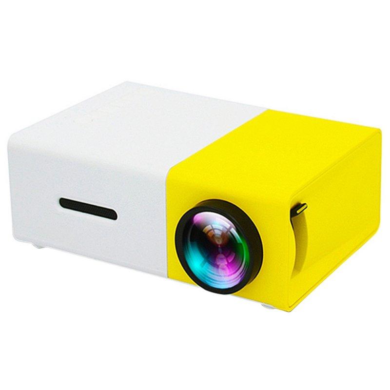 Купить Портативный мини проектор Led Projector YG300