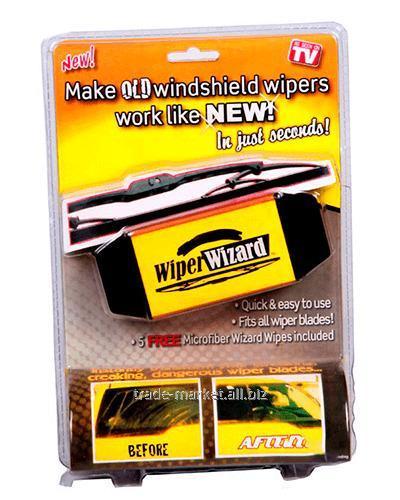 Купить WIPER WIZARD Восстановитель автомобильных дворников (100)