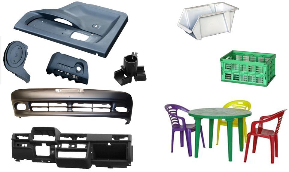 Купити Прес-форми для лиття пластмас