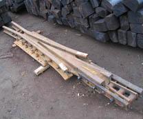 Крестовина стрелочного перевода Р65, Р50