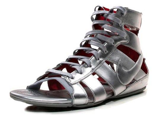 Купить Кожаные сандали гладиаторы