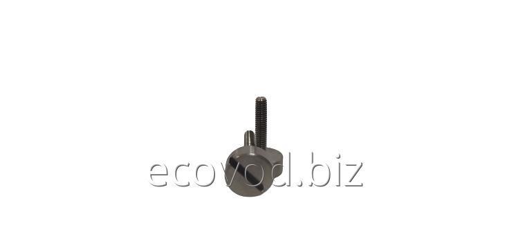 Титановый крепеж к кремниевому электроду для водоочистителей Эковод-6 Жемчуг