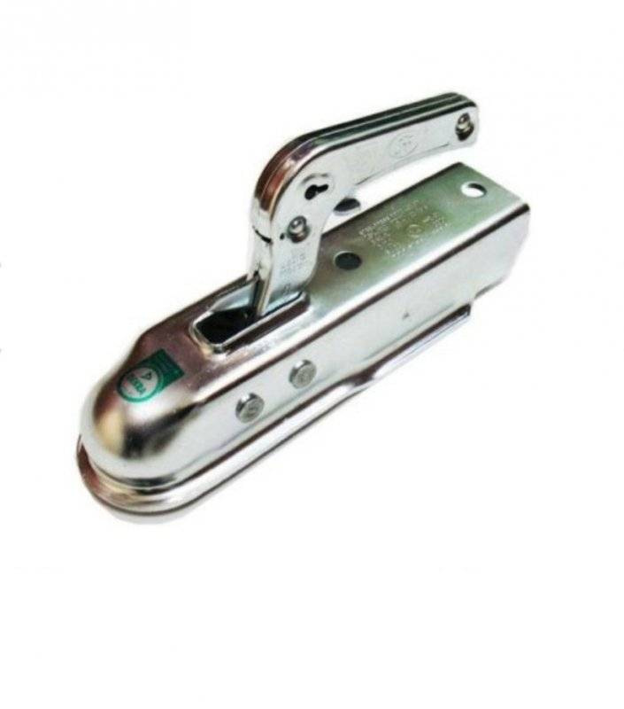 Купить Замковое сцепное устройство SPP 1300 кг. на квадратное дышло 50 мм.