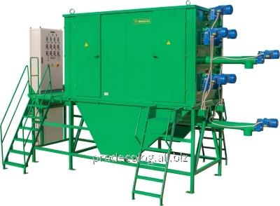 Buy Separator electrostatic drum EBS type