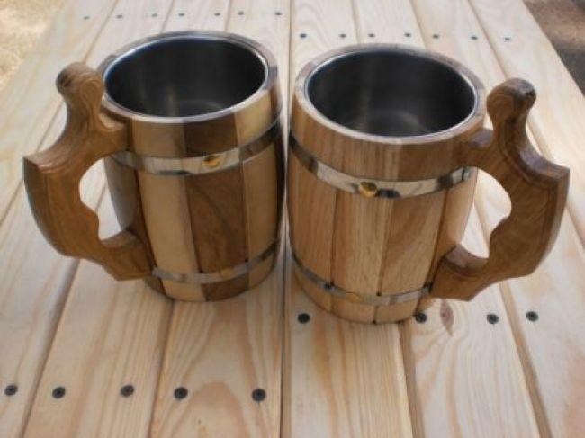 Wooden Glasses Buy In Kosov