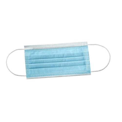 Купить Маска медицинская медмаски детская 2000 шт Синяя (детскаямаска2000)
