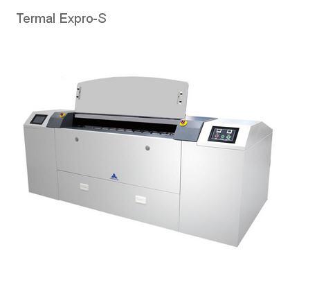Полувтоматическая система загрузки пластин Termal Expro-S продажа поставка AJUHITEK